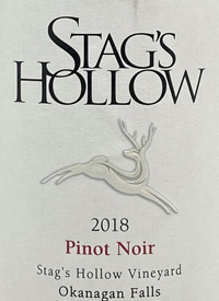 Stag's Hollow Pinot Noir Stag's Hollow Vineyard
