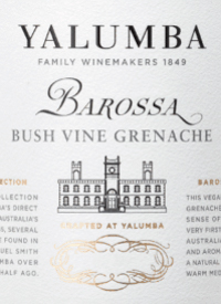 Yalumba Samuel's Collection Bush Vine Grenachetext