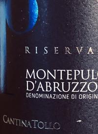 Cantina Tollo Mo Montepulciano d'Abruzzo Riserva
