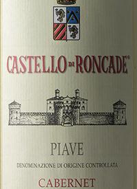 Castello di Roncade Cabernettext