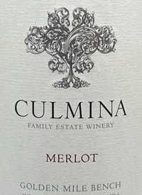 Culmina Family Estate Merlot