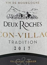 Domaine des Deux Roches Macon-Villages Traditiontext