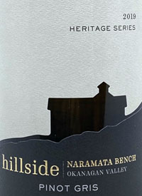 Hillside Heritage Series Pinot Gristext