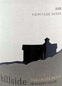Hillside Heritage Series Pinot Noirtext