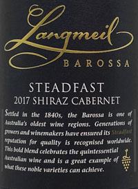 Langmeil Steadfast Shiraz Cabernettext