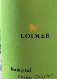 Loimer Kamptal Grüner Veltlinertext