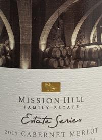 Mission Hill Estate Series Cabernet Merlottext