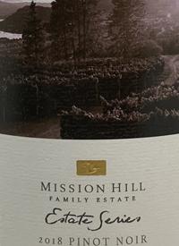 Mission Hill Estate Series Pinot Noirtext