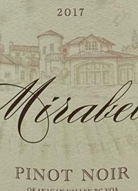 Mirabel Estate Pinot Noir