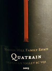 Mission Hill Quatrain