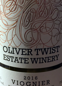 Oliver Twist Estate Viognier