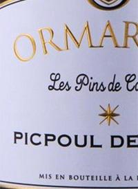 Ormarine Picpoul de Pinet Les Pins De Camilletext