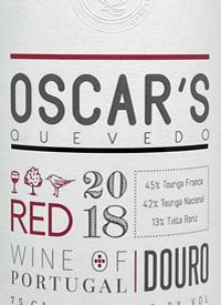 Oscar's Quevedo Redtext