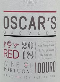 Oscar's Quevedo Red