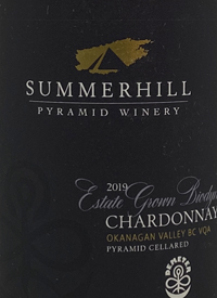 Summerhill Pyramid Winery Estate Grown Biodynamic Chardonnay Demeter Certifiedtext