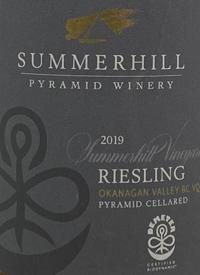Summerhill Pyramid Winery Summerhill Vineyard Riesling Demeter Certified Biodynamic