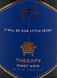 Therapy Pinot Noirtext