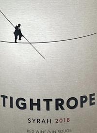 Tightrope Winery Syrahtext