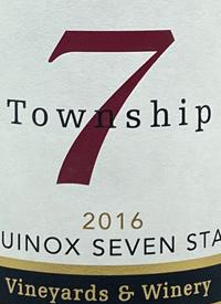 Township 7 Seven Stars Equinox Brut Rosé