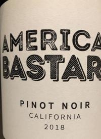 American Bastard Pinot Noirtext