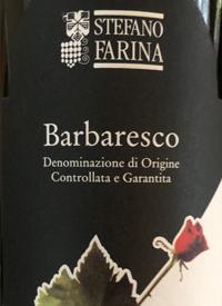 Stefano Farina Barbarescotext