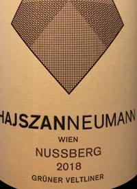 Hajszan-Neumann Nussberg Grüner Veltlinertext