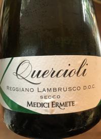 Medici Ermete Quercioli Lambrusco Reggiano Seccotext