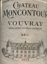 Chateau Moncontour Vouvray Sectext