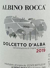 Albino Rocca Dolcetto d'Alba