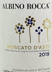 Albino Rocca Moscato d'Astitext