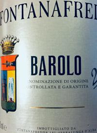 Fontanafredda Barolotext
