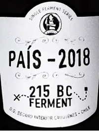Garage Wine Co. 215 BC Ferment Paístext