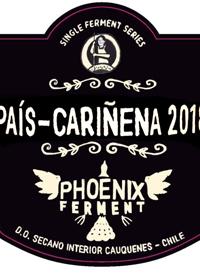 Garage Wine Co. País Cariñena Phoenix Fermenttext