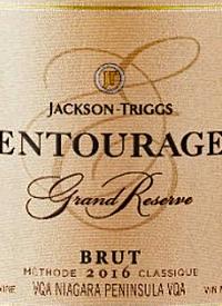 Jackson-Triggs Niagara Entourage Grand Reserve Bruttext