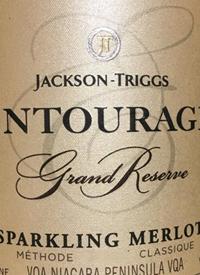 Jackson-Triggs Niagara Entourage Grand Reserve Sparkling Merlottext