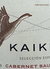 Kaiken Selección Especial Cabernet Sauvignontext