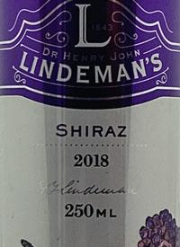Lindemans Shiraz (Can)text