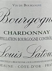 Louis Latour Chardonnay Bourgognetext