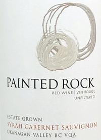 Painted Rock Syrah Cabernet Sauvignontext