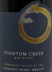 Phantom Creek Estates Cabernet Franc / Merlottext