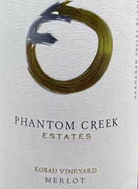 Phantom Creek Estates Kobau Vineyard Merlottext