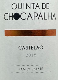 Quinta De Chocapalha Castelãotext