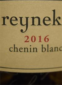Reyneke Organic Chenin Blanctext