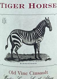 Tiger Horse Old Vine Cinsaulttext