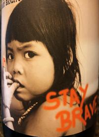 Testalonga Stay Bravetext