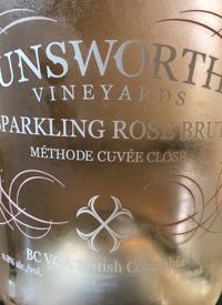 Unsworth Vineyards Sparkling Rosé Bruttext