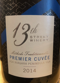 13th Street Winery Premier Cuvée