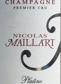 Champagne Nicolas Maillart Brut Rosé Grand Crutext