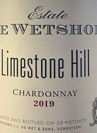 De Wetshof Limestone Hill Chardonnaytext