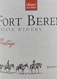 Fort Berens Meritage